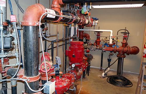 Fire Sprinkler Inspection Illinois